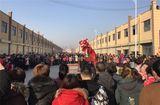 原阳县官厂社区:强化社区建设 打造美丽乡村