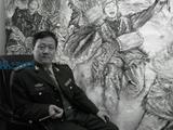 军旅画家-张立奎