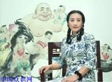 著名青年女画家:薛喜梅